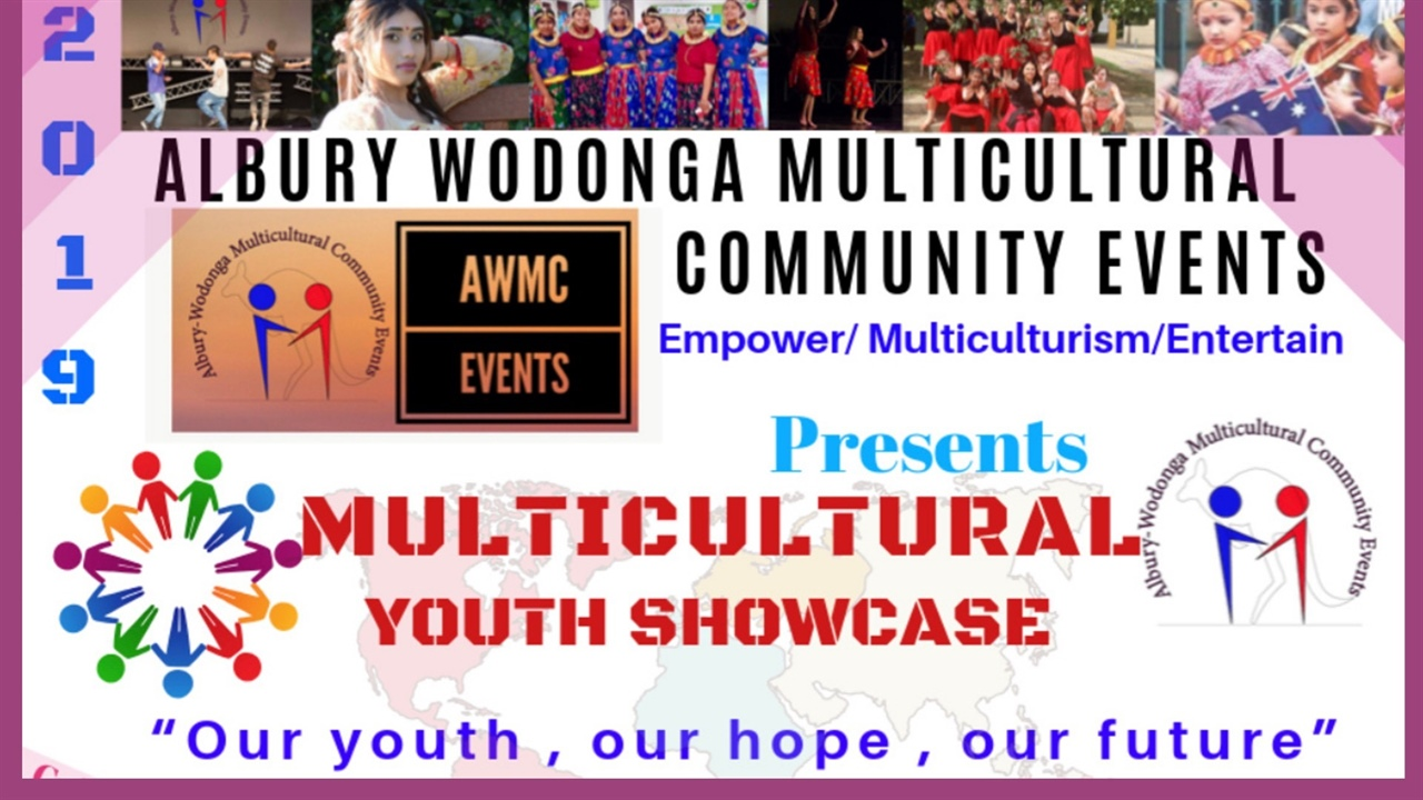 Multicultural Youth Showcase 2019