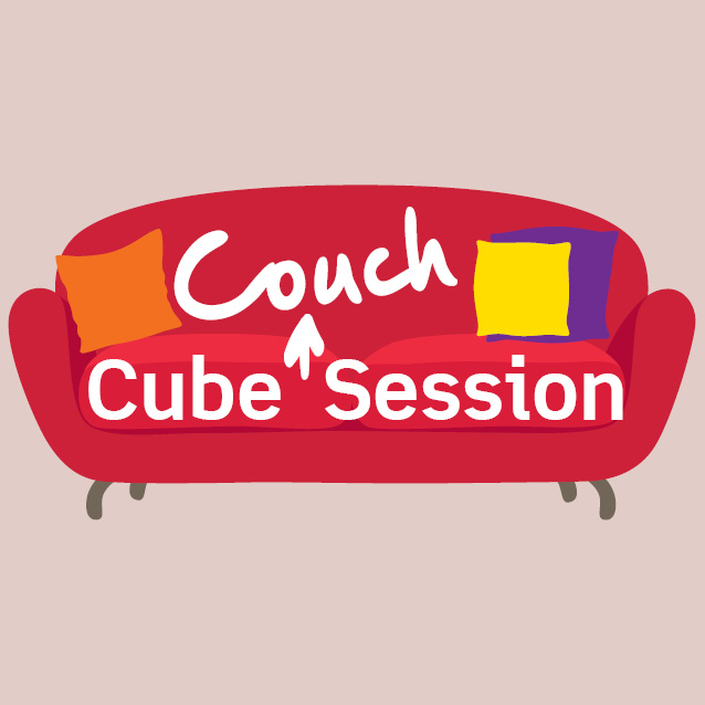 Cube Couch Session - Livestream