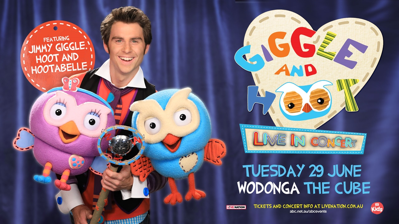 Giggle and Hoot Live in Concert