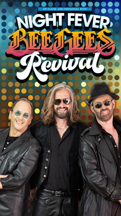 BeeGees Revival - One Night Only!